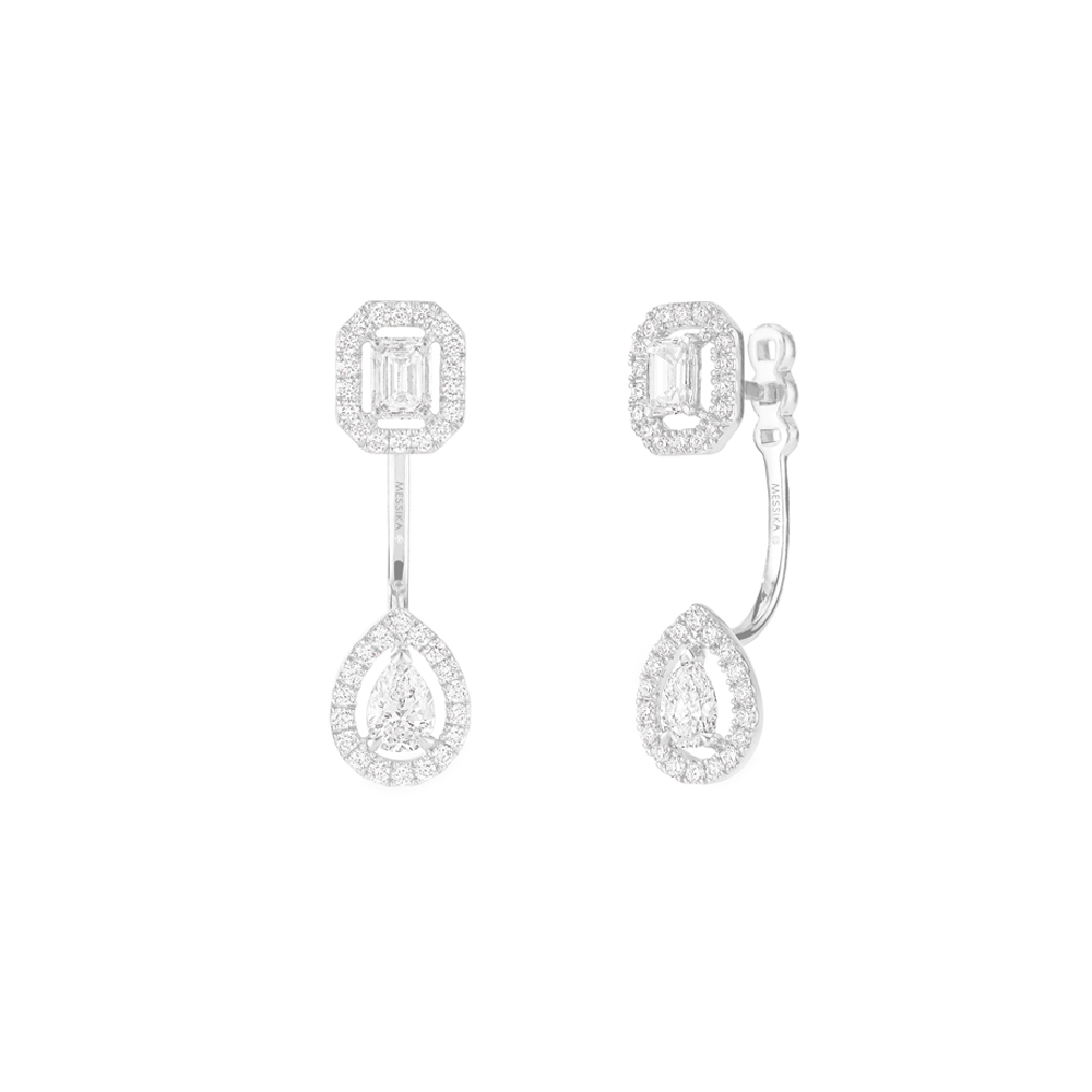 Messika Joaillerie My Twin Toi & Moi Diamond Earrings