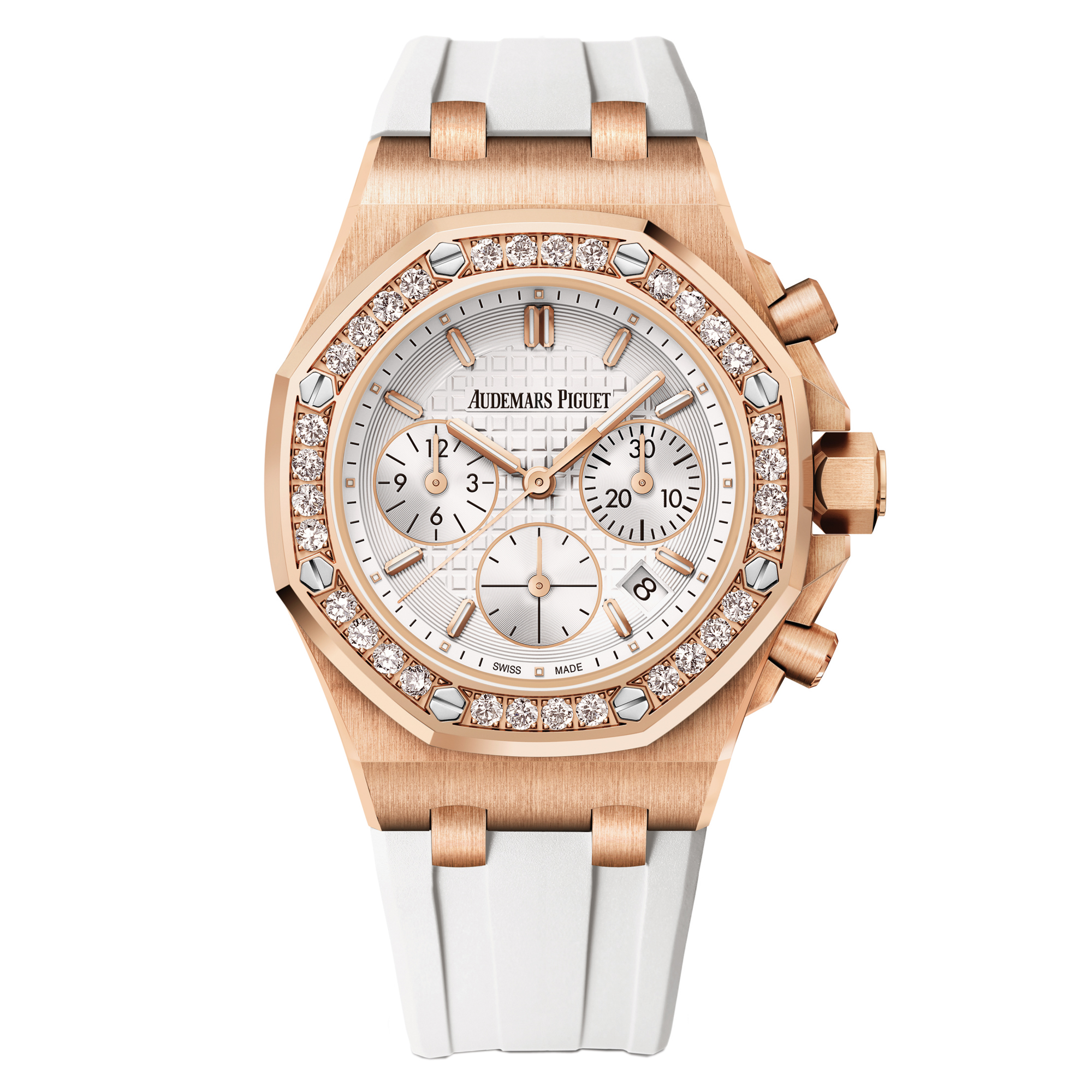 Audemars Piguet Diamond Royal Oak Offshore Chronograph