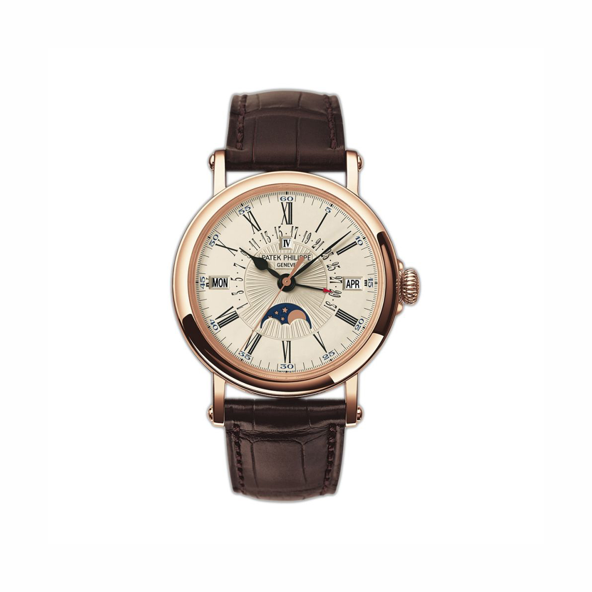alt:textPatek Philippe Grand Complications Moon Phase