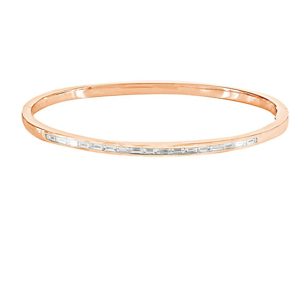jewelry_London Collection Baguette Diamond Bangle