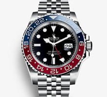 NEW GMT-MASTER II