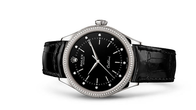CELLINI TIME 39 mm, 18 kt white gold, polished finish 2