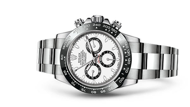 COSMOGRAPH DAYTONA Oyster, 40 mm, Oystersteel 1