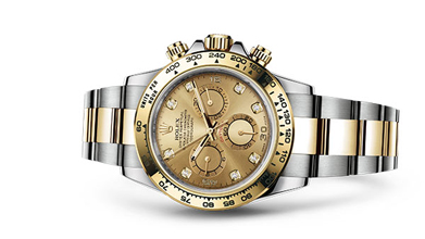 COSMOGRAPH DAYTONA Oyster, 40 mm, Oystersteel and yellow gold 2