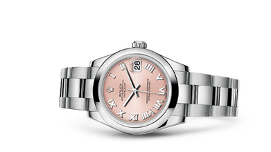 Datejust 31 Oyster, 31 mm, Oystersteel