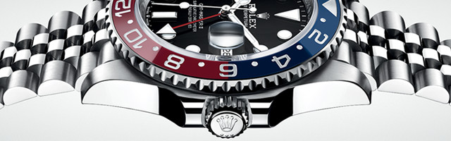 The GMT-Master II Collection