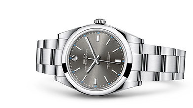 OYSTER PERPETUAL 39 Oyster, 39 mm, Oystersteel