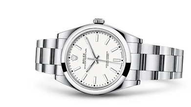 2 OYSTER PERPETUAL 39 Oyster, 39 mm, Oystersteel
