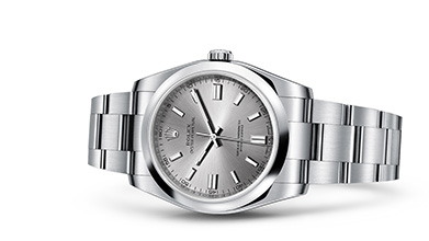 OYSTER PERPETUAL 36 Oyster, 36 mm, Oystersteel 2