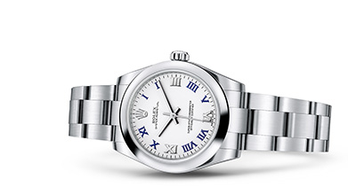 1 OYSTER PERPETUAL 31 Oyster, 31 mm, Oystersteel