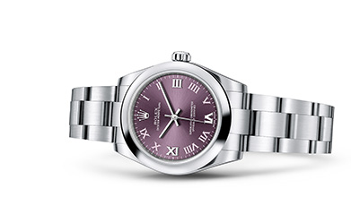 2 OYSTER PERPETUAL 31 Oyster, 31 mm, Oystersteel