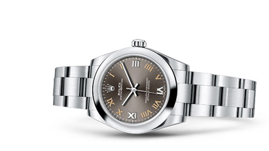 3 OYSTER PERPETUAL 31 Oyster, 31 mm, Oystersteel