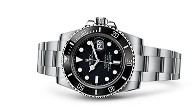 SUBMARINER DATE Oyster, 40 mm, Oystersteel