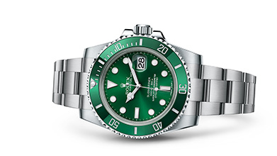 SUBMARINER DATE Oyster, 40 mm, Oystersteel 2