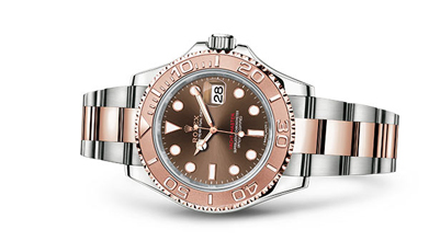 YACHT-MASTER 40 Oyster, 40 mm, Oystersteel and Everose gold