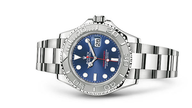YACHT-MASTER 40 Oyster, 40 mm, Oystersteel and platinum