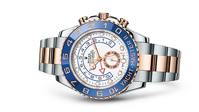 YACHT-MASTER II Oyster, 44 mm, Oystersteel and Everose gold