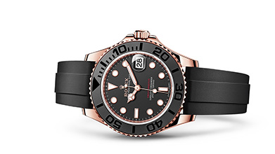 YACHT-MASTER 37 Oyster, 37 mm, Everose gold