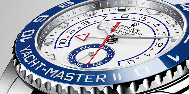 The Yacht-Master Collection